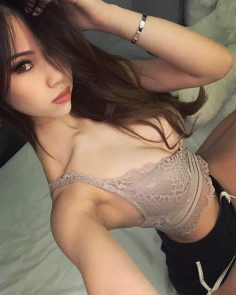 Pretty thai babe