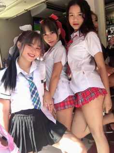 Thai bargirls